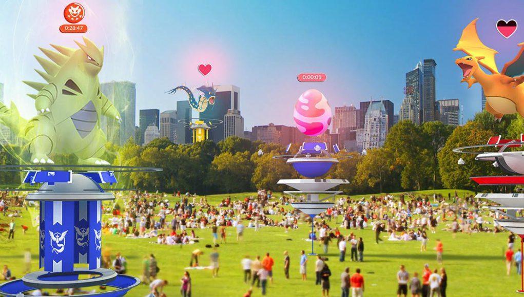 Niantic anuncia una nueva actualización para Pokémon Go.