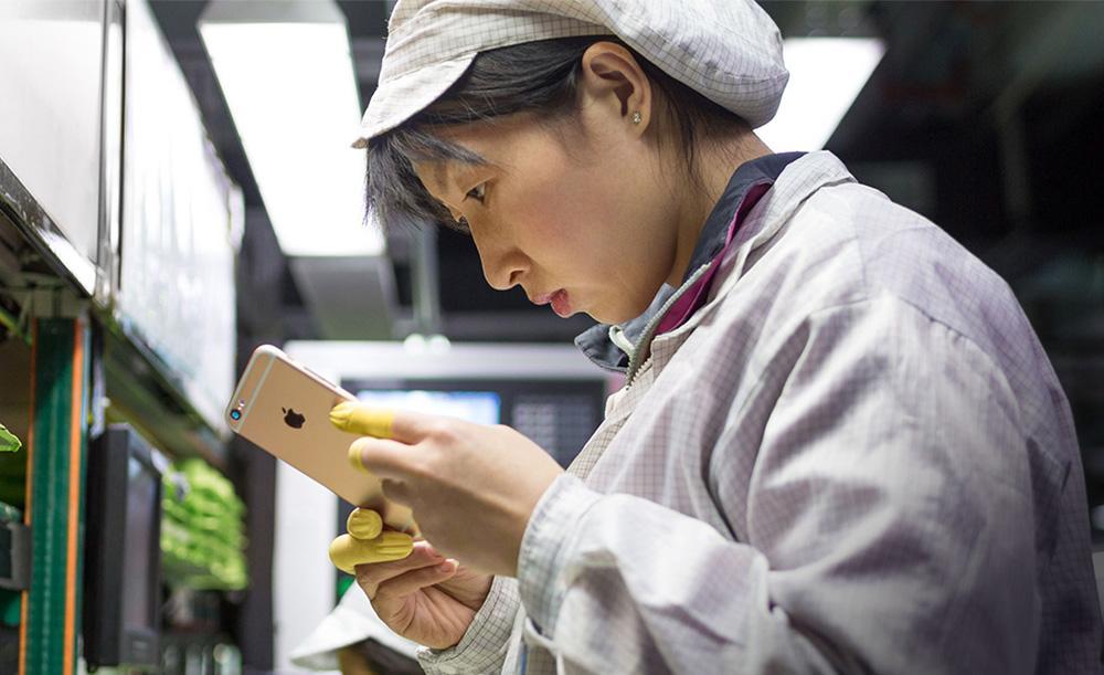 Dificultades al fabricar iPhone en Estados Unidos
