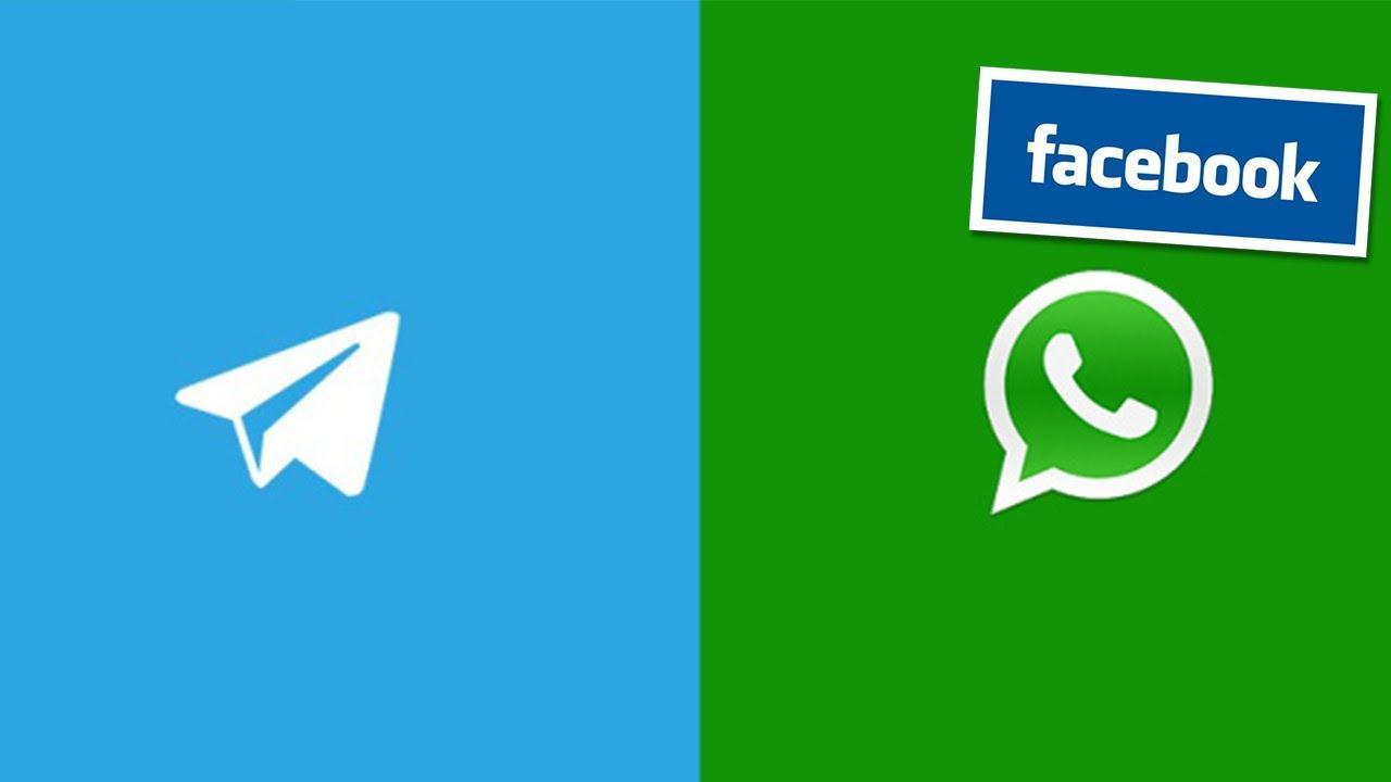 Comparativa entre WhatsApp y Telegram