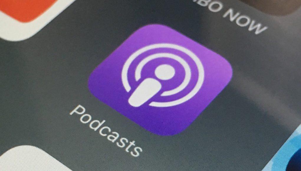 ''Podcasts'' es la aplicación nativa de Apple para este tipo de contenido.