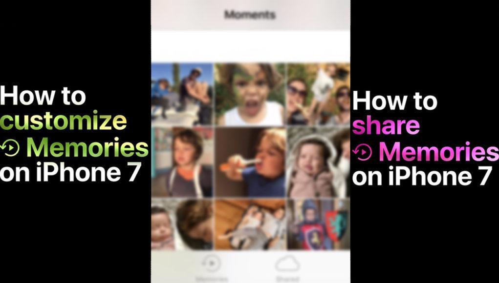 Nuevos vídeos de Recuerdos publicados por Apple