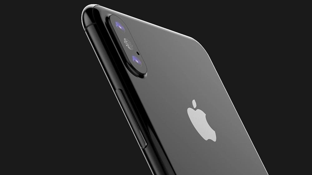 Posible diseño del iPhone 8