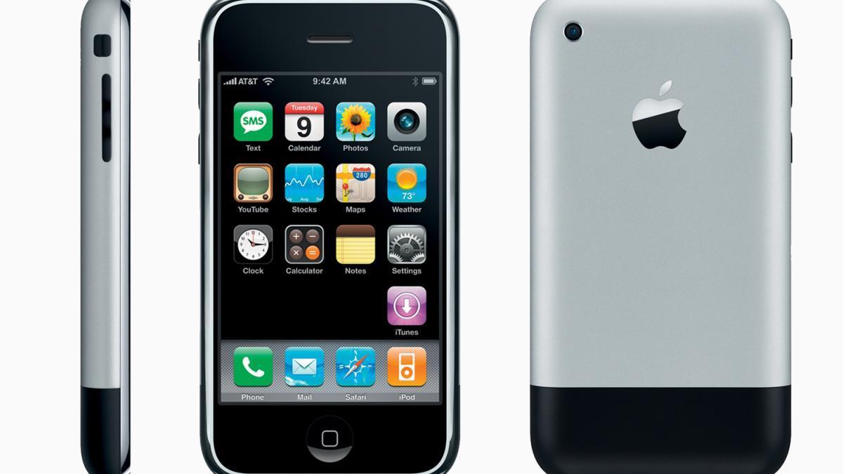 365c30ee5a9 Se cumplen 10 años desde el primer iPhone y así ha cambiado nuestra vida