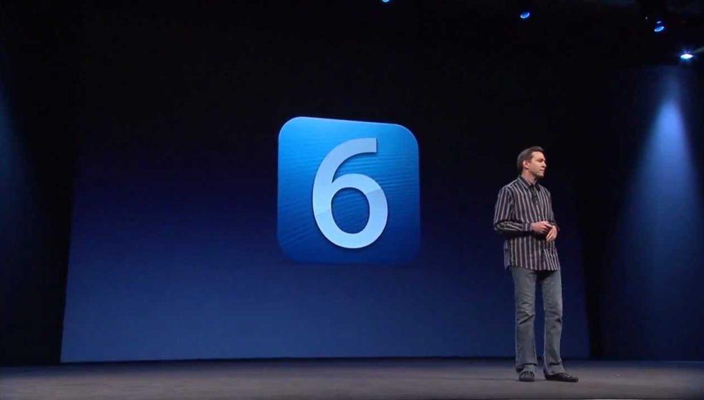 Scott Forstall presentado iOS 6