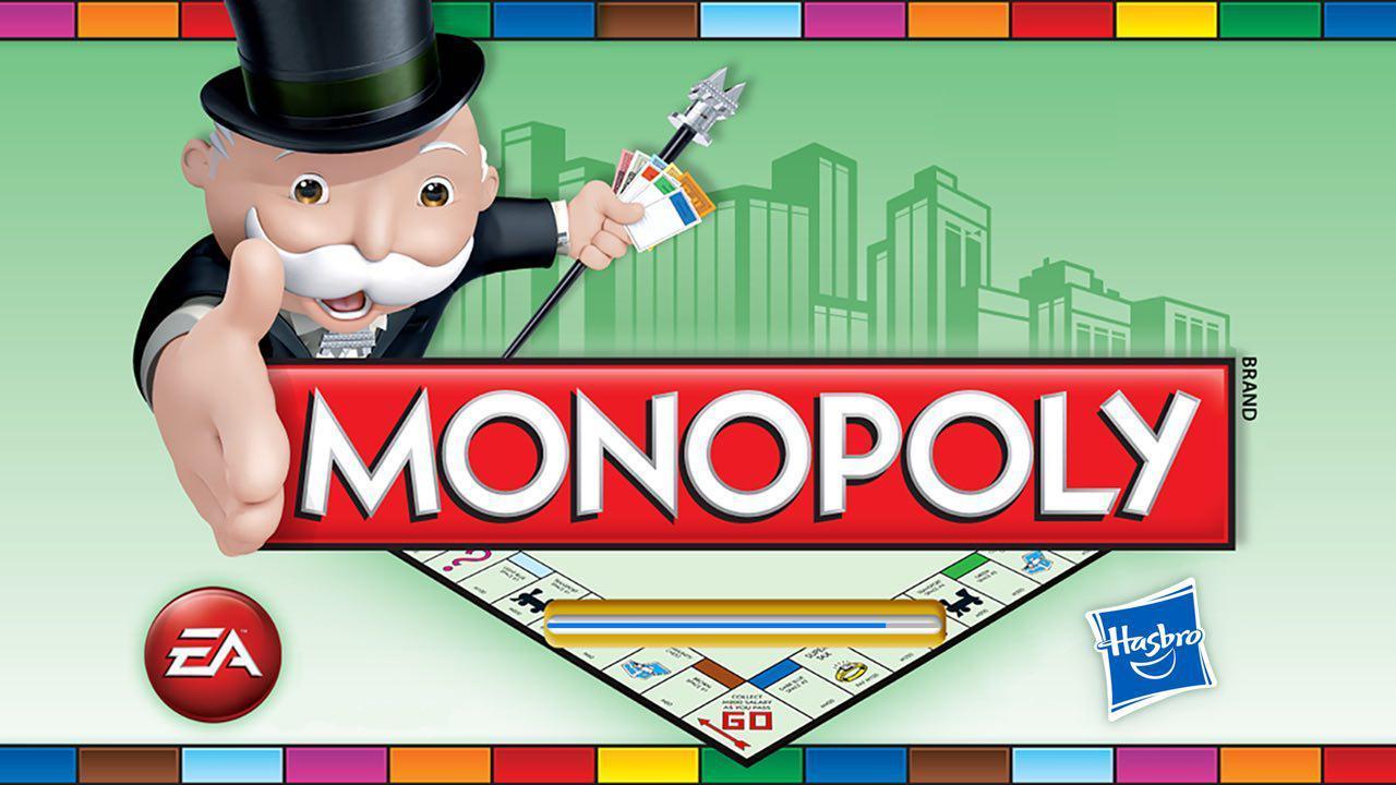Monopoly, el mítico juego de finanzas, en su versión para iOS.