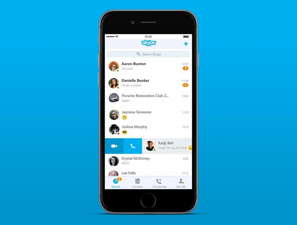 Microsoft anuncia que Skype se renovará con un cambio estético