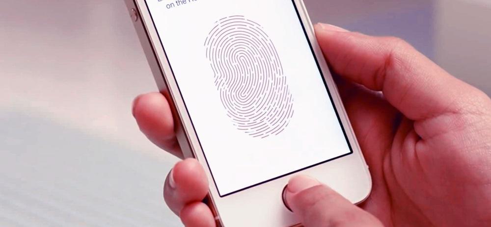 Adiós al Touch ID en el iPhone 8