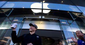 China influira en el exito del iPhone 8