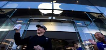Apple estaría sufriendo el boicot de los consumidores de China e India