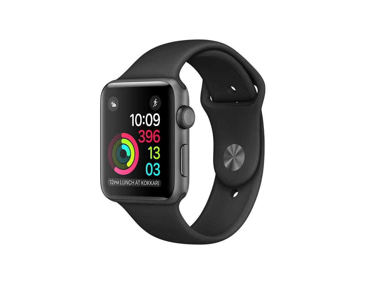 como medir la presion con apple watch