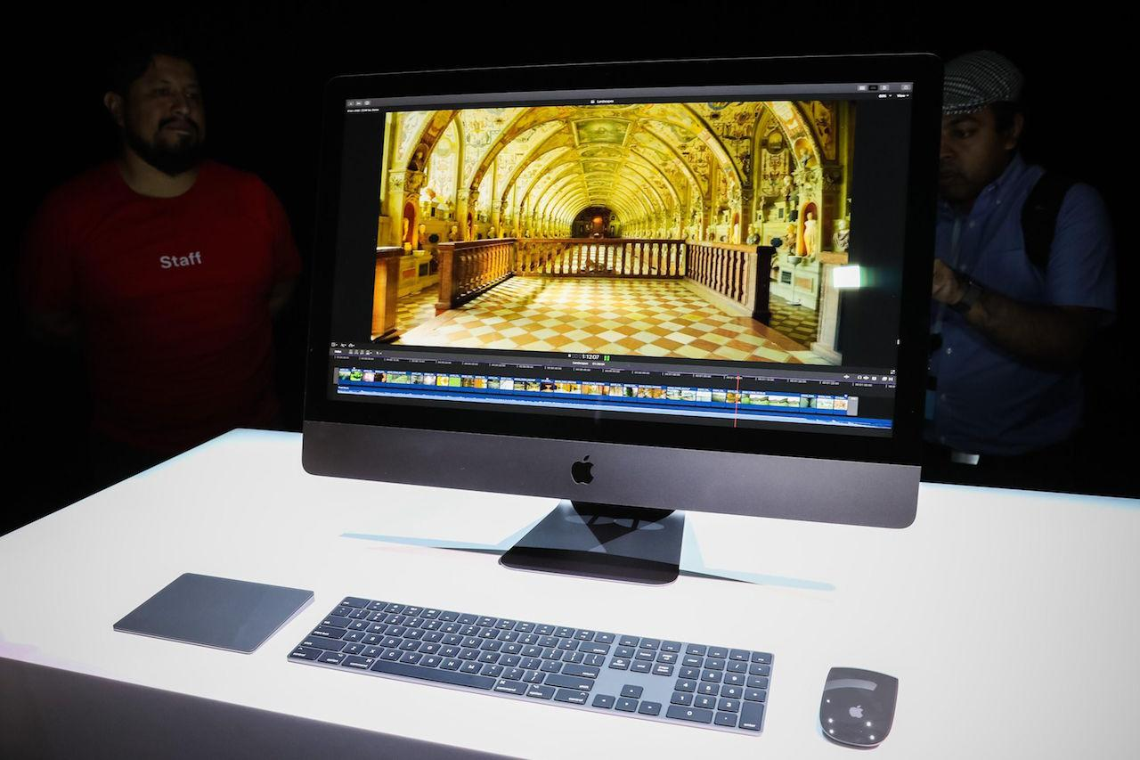 iMac Pro en la WWDC 2017