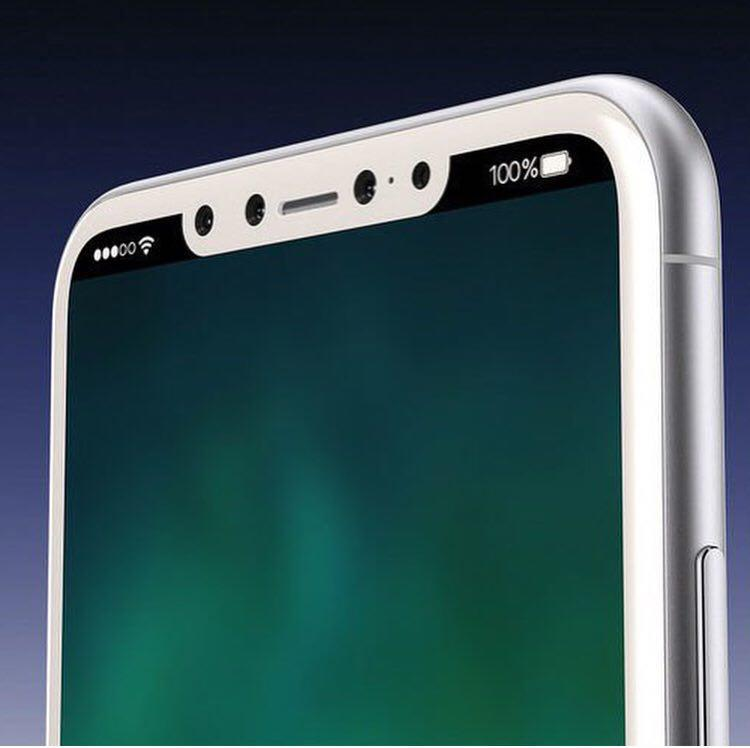 Posible iPhone 8
