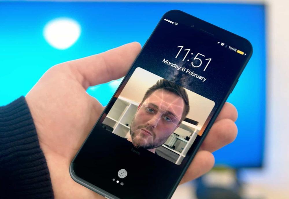 reconocimiento facial en el próximo iPhone