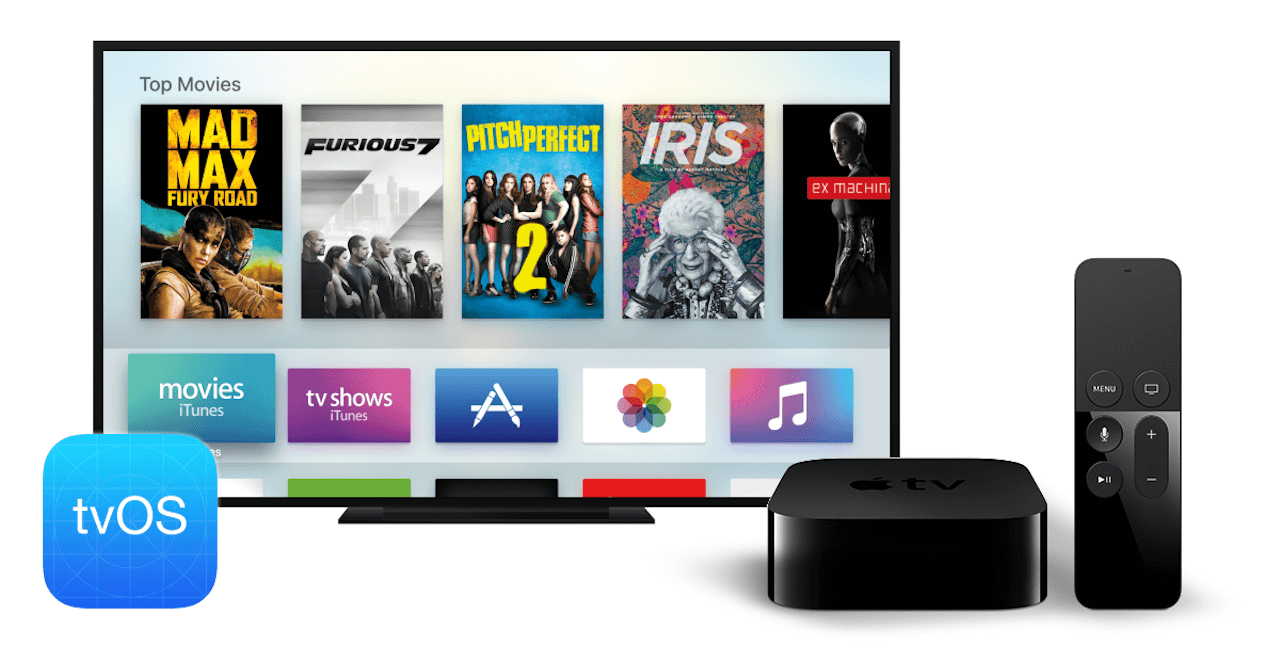 tvOS 11 para el Apple TV
