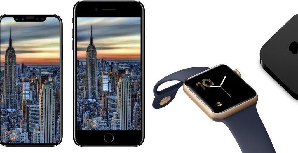 Productos que presentará Apple en su evento