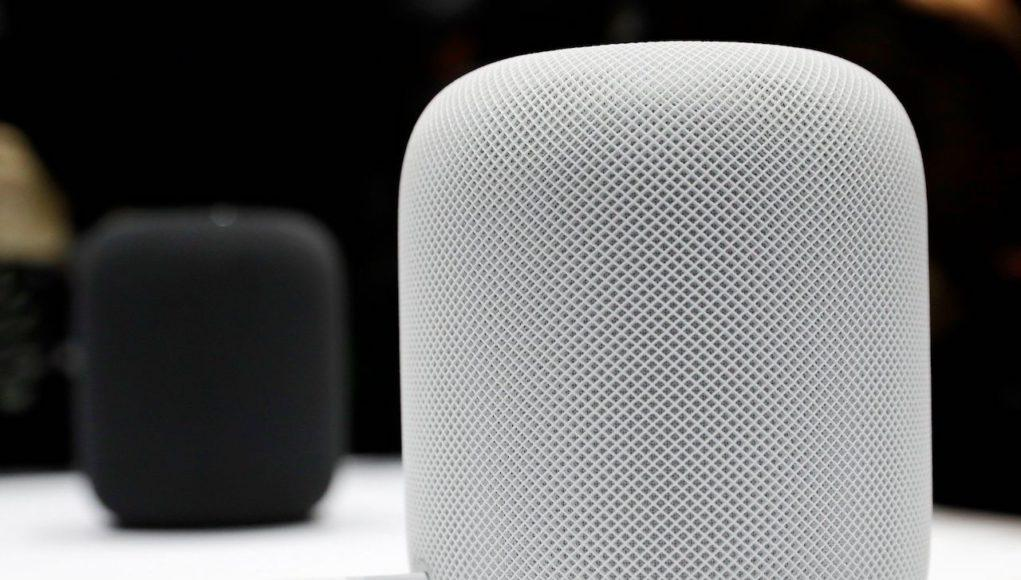 HomePod de Apple