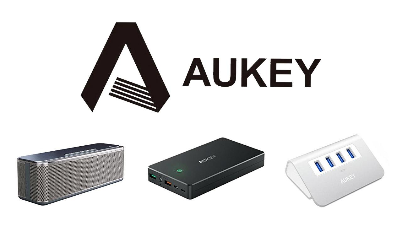 Review productos AUKEY