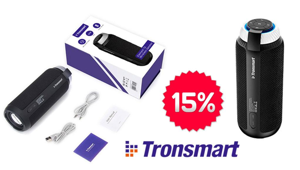 Altavoz Bluetooth Tronsmart T6
