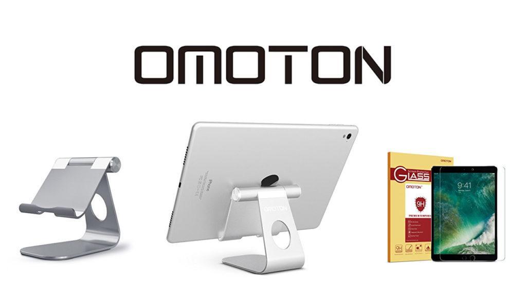 Accesorios imprescindibles de OMOTON para iPad Pro