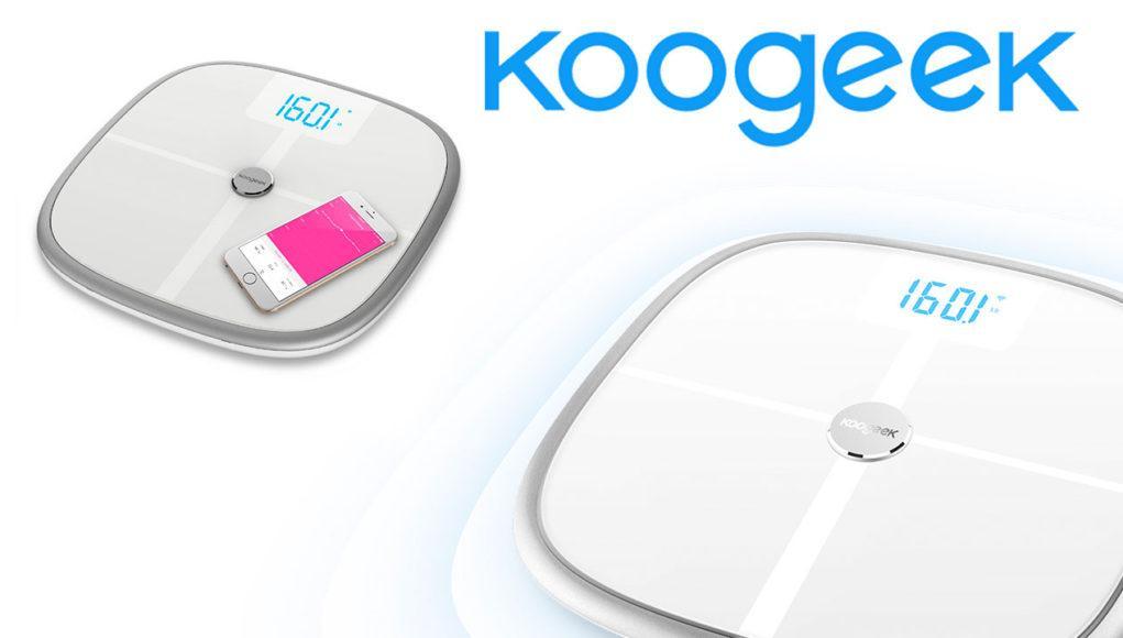 Báscula Bluetooth Koogeek
