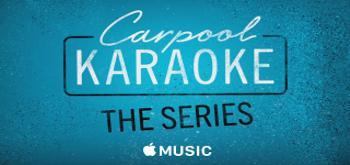 Carpool Karaoke de Apple Music será gratis, excepto en España y otros países
