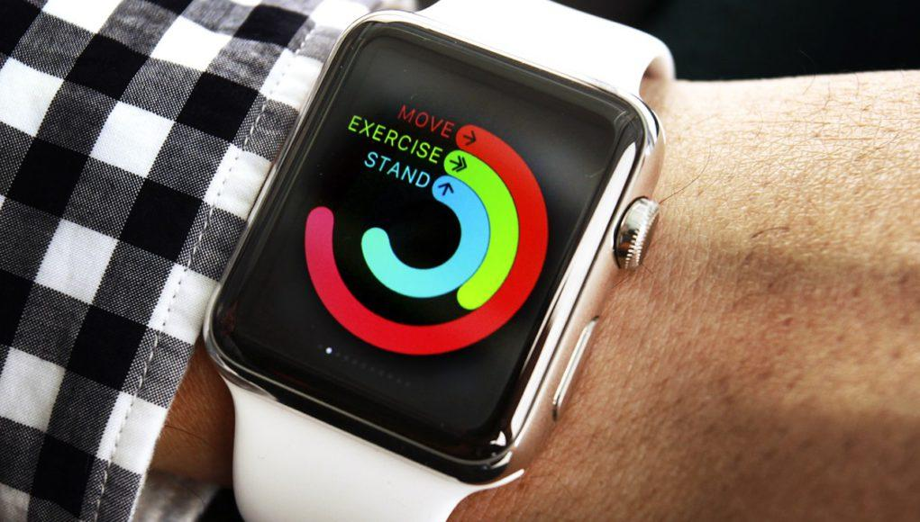 usando el Apple Watch para controlar tu salud