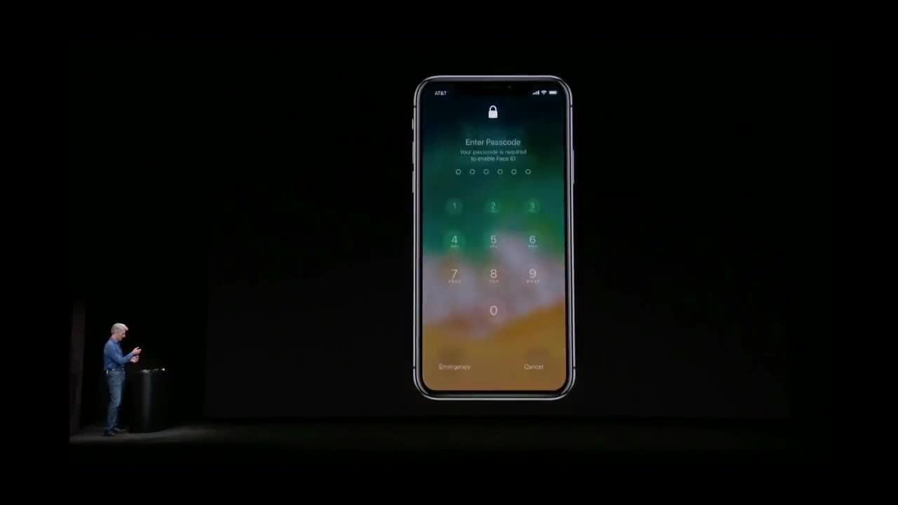 Demo FaceTime Apple