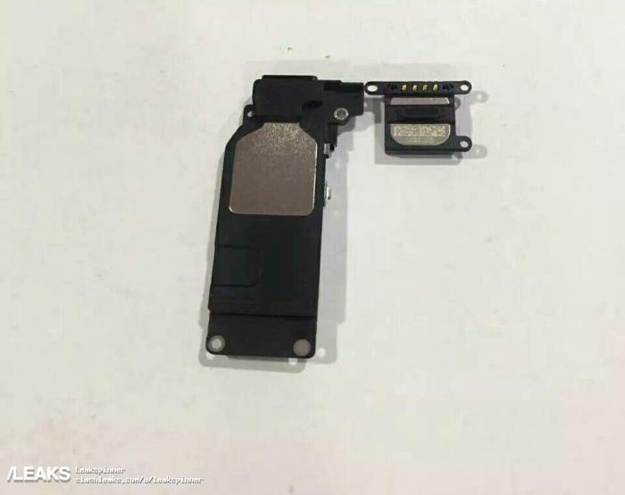Imagen filtrada de un componente del iPhone Edition (1)