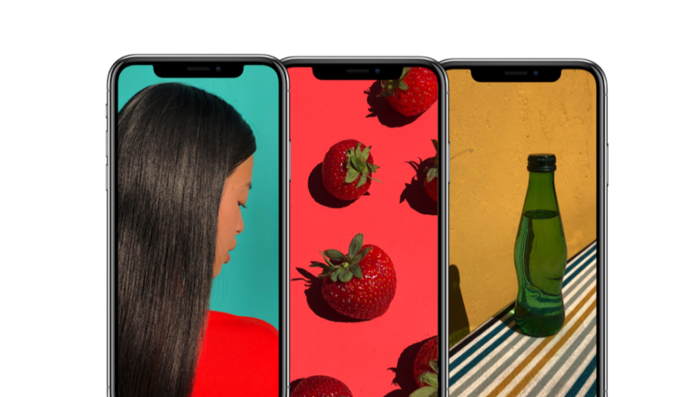 iPhone X Captura pantalla