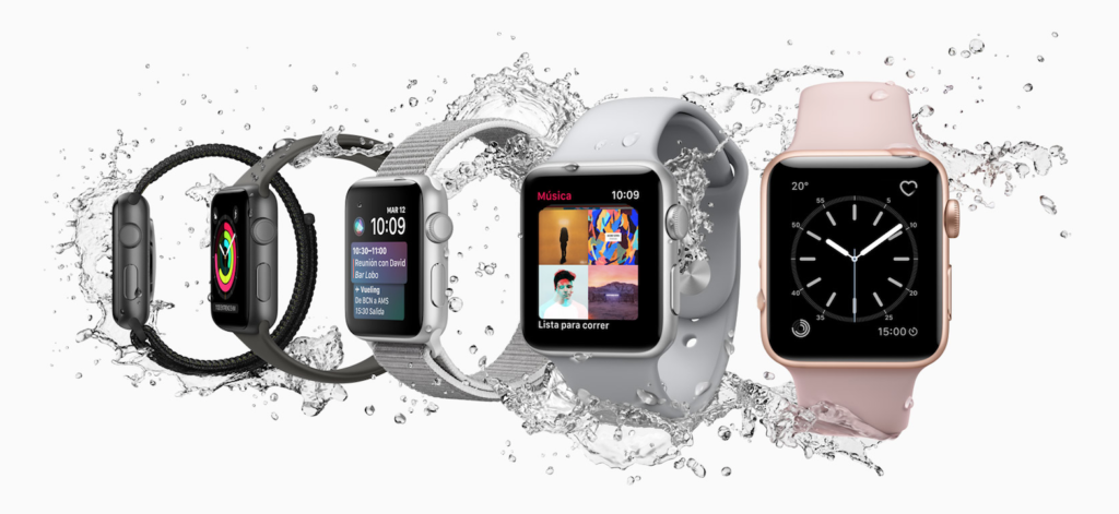 Série Apple Suivre 3