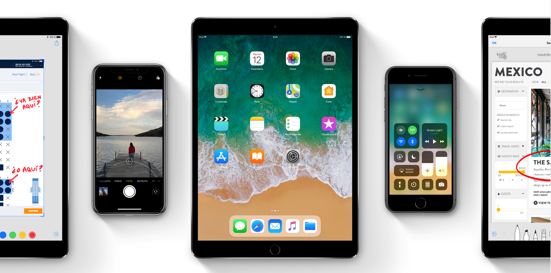 iOS 11 - iPad - iPhone - iPod