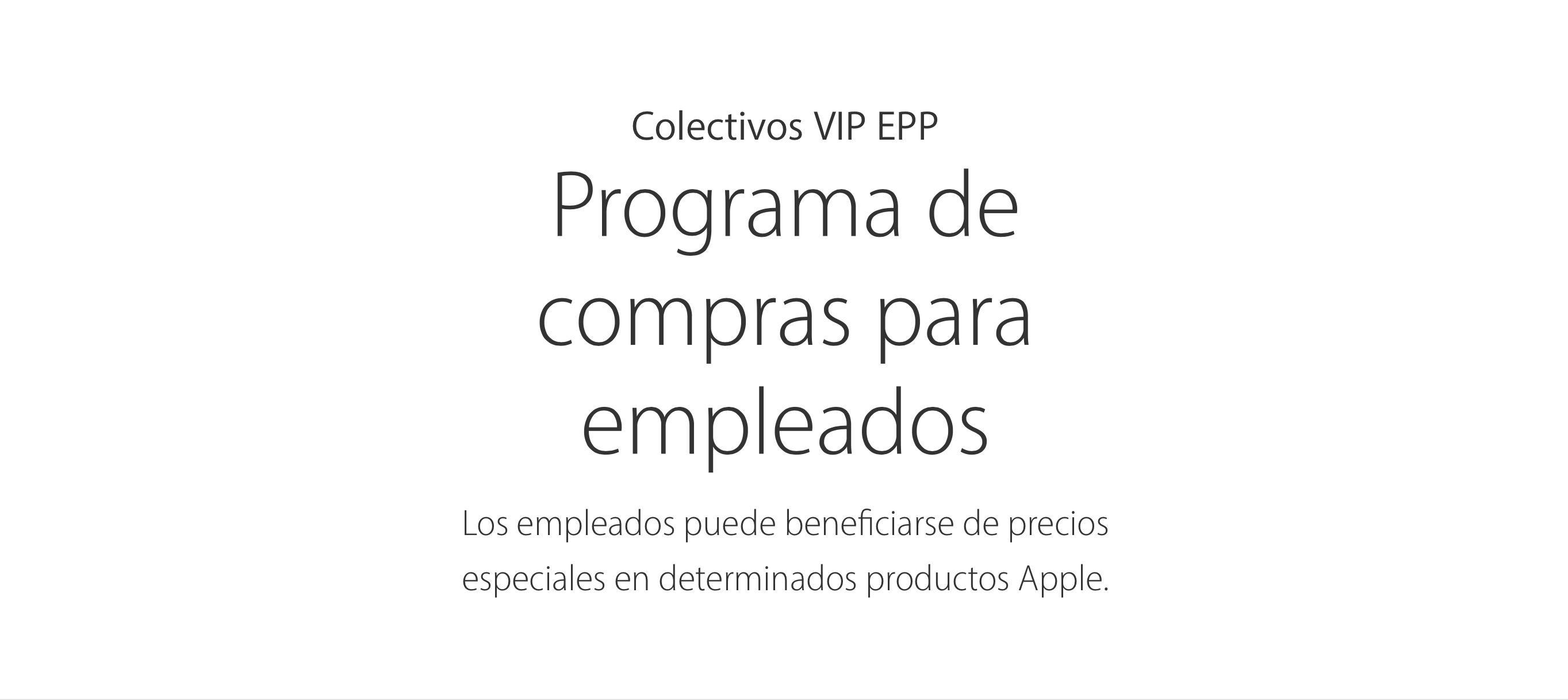 Colectivos VIP Apple