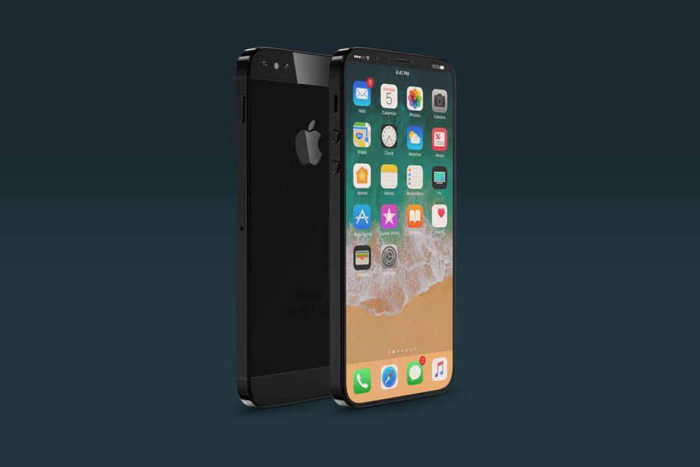 Concepto iPhone SE