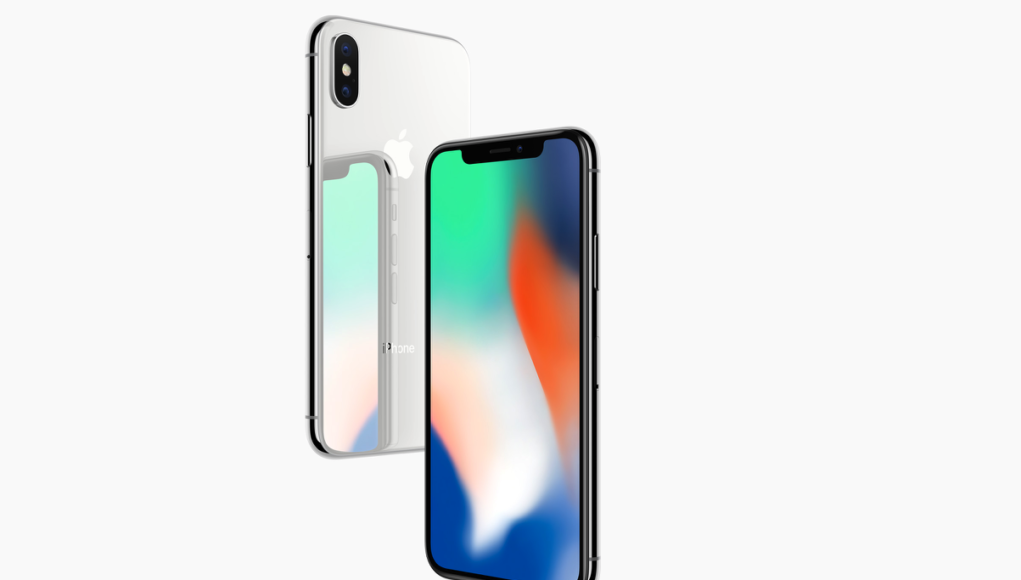iPhone X Blanco Apple