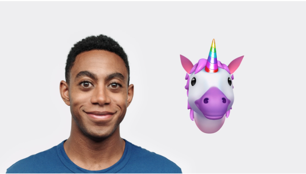 Animoji Unicornio