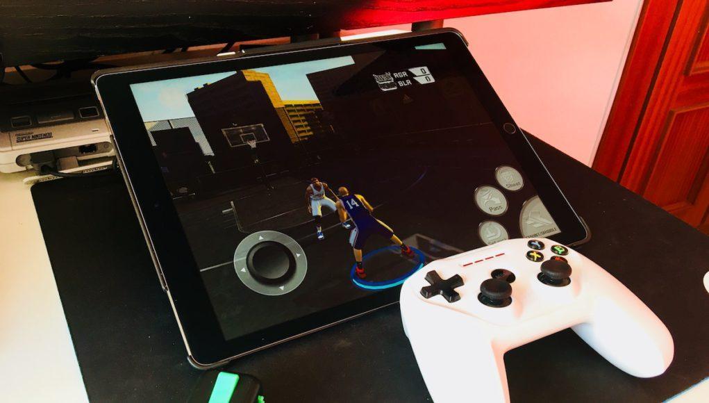 NBA 2K18 iPad Pro Nimbus