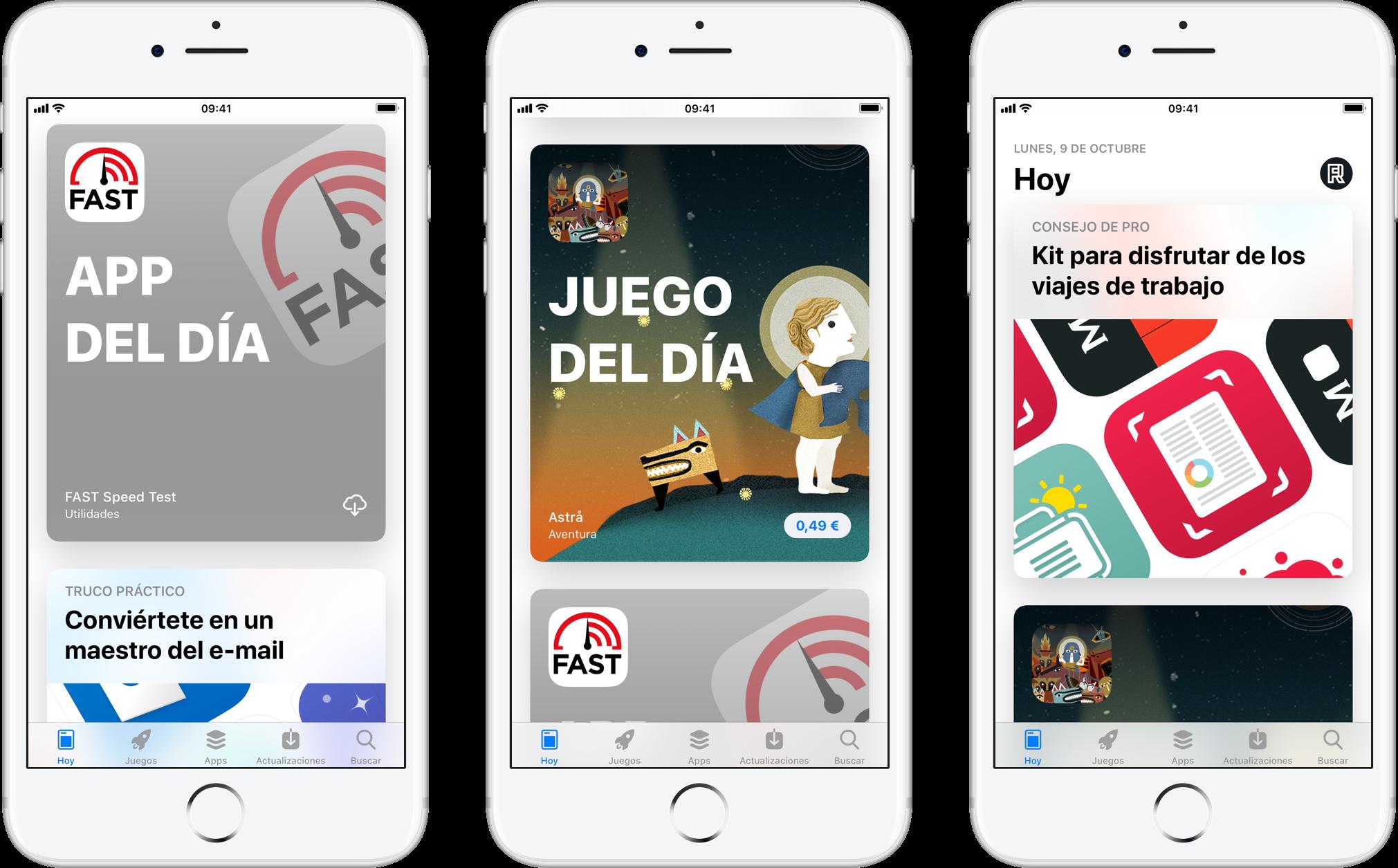 App Store App del Día