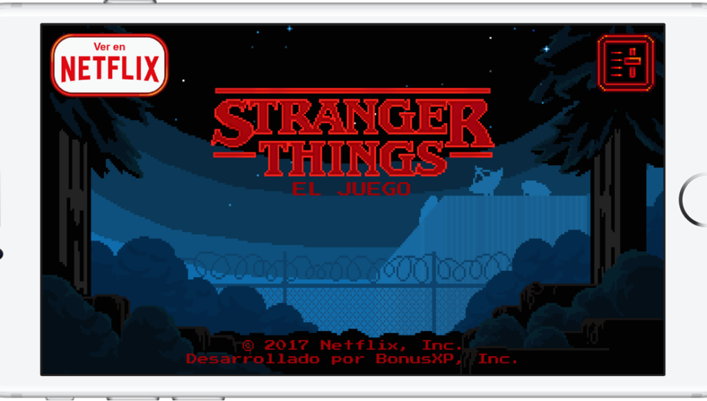 Stranger Things: The Game iPhone