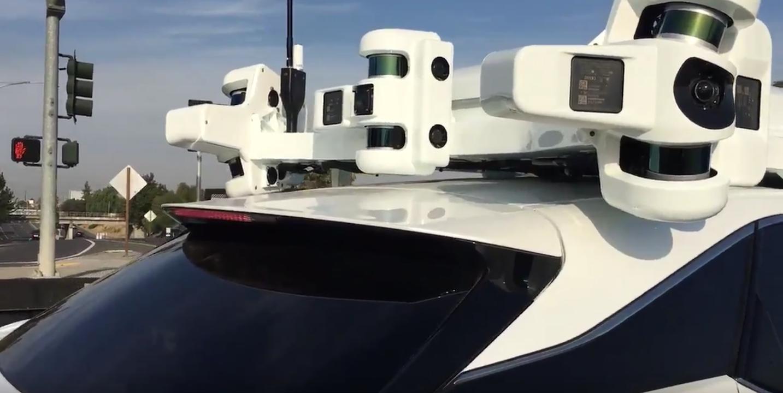Vehículo Autónomo Apple
