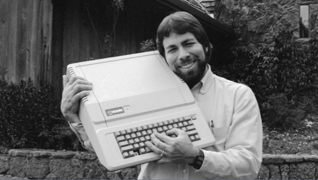 Wozniak Apple