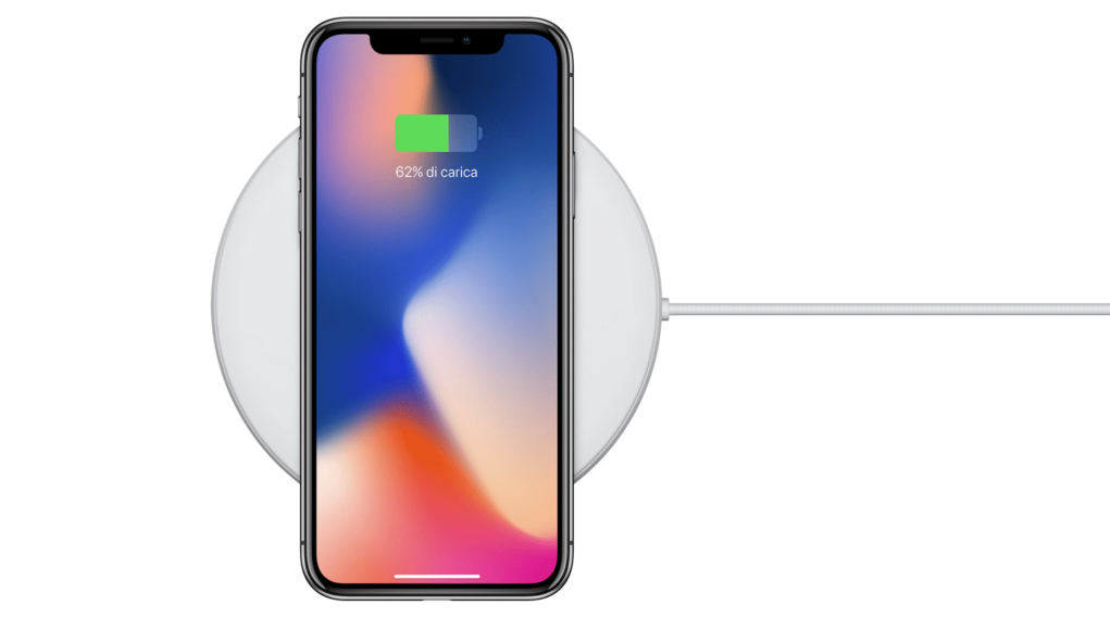 cargar inalámbricamente iPhone X