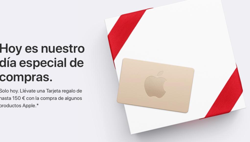 Apple Black Friday Compras Navidad