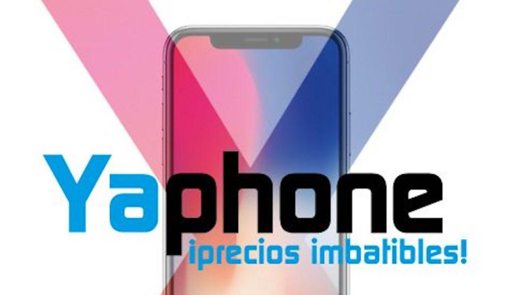 iPhone X YaPhone
