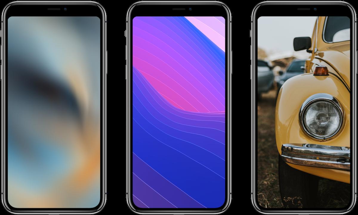 iPhone X fondos de pantalla