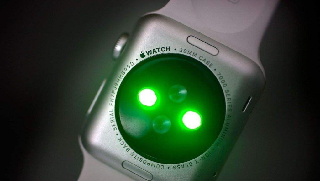Sensor Apple Watch