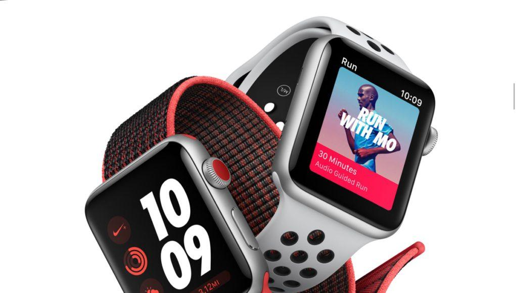 Apple Watch LTE Nike