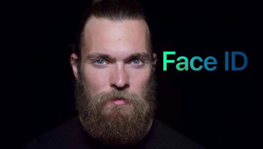 Face ID YouTube Apple