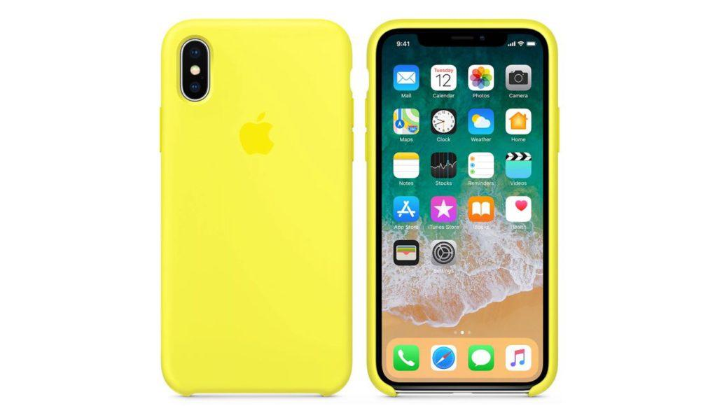 Nueva funda iPhone X