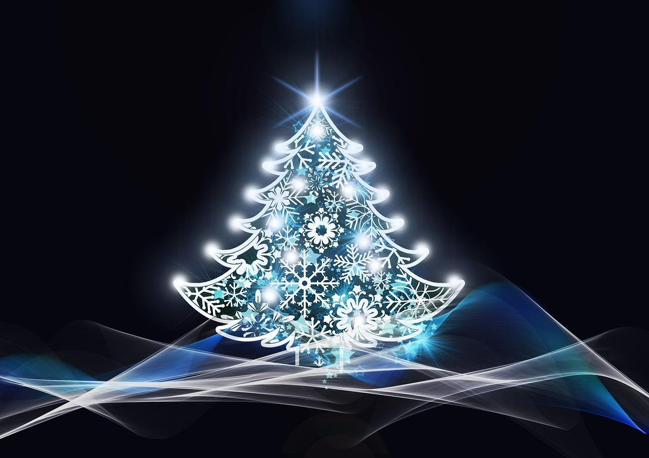 Arbol Navidad App Santa