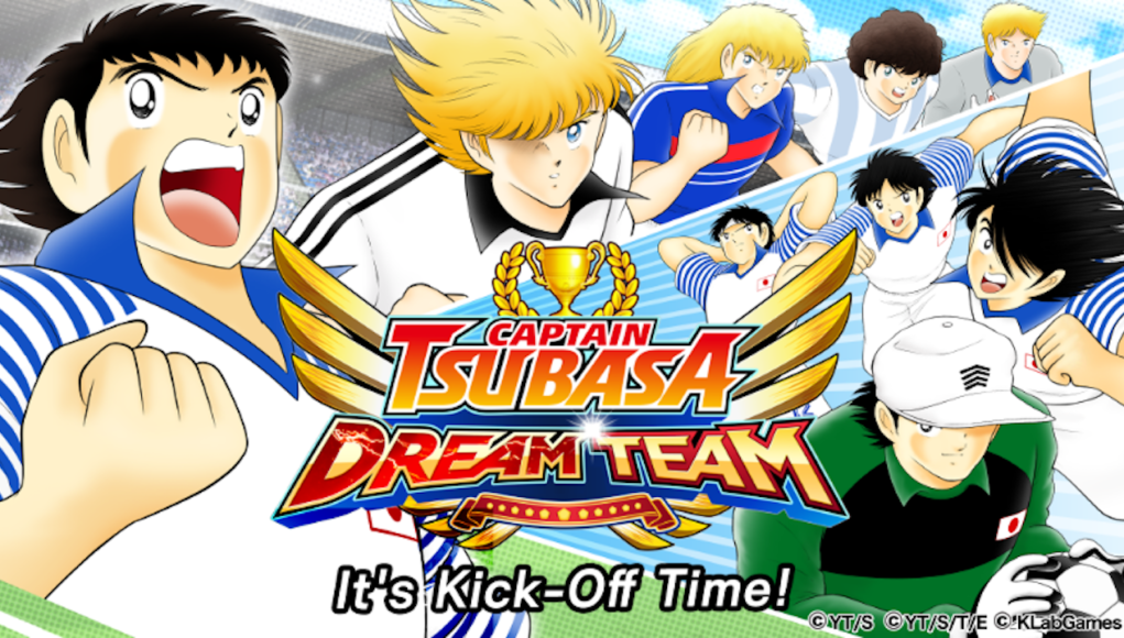 Captain Tsubasa: Dream Team Oliver y Benji